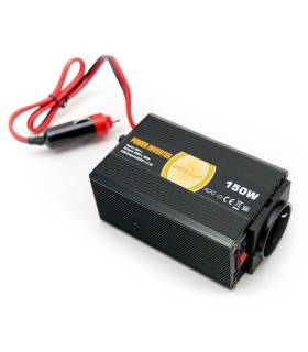 Inversor Eleksol 150W/12V/230V  Mini Car Inverter