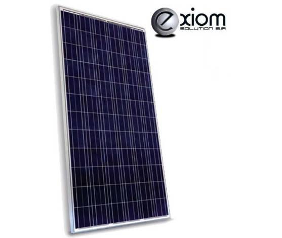 Placa solar fotovoltaica policristalina 72 células EXIOM 310W