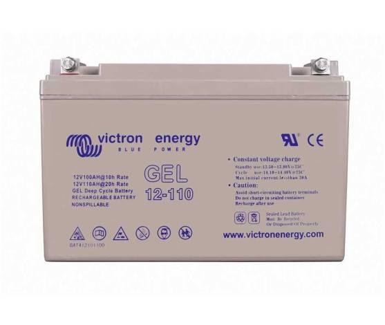 Batería solar VICTRON Energy GEL (Sin mantenimiento)12V – 110Ah /C100