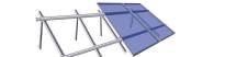 Estructuras para placas solares en suelo