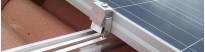 Estructuras para placas solares en cubierta