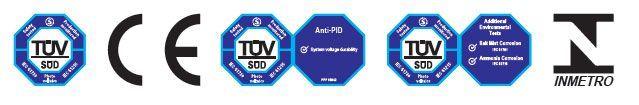 Certificados placa Eleksol 270w