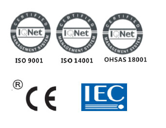 Certificaciones baterías Eleksol