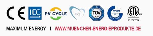 Certificados placs Munchen
