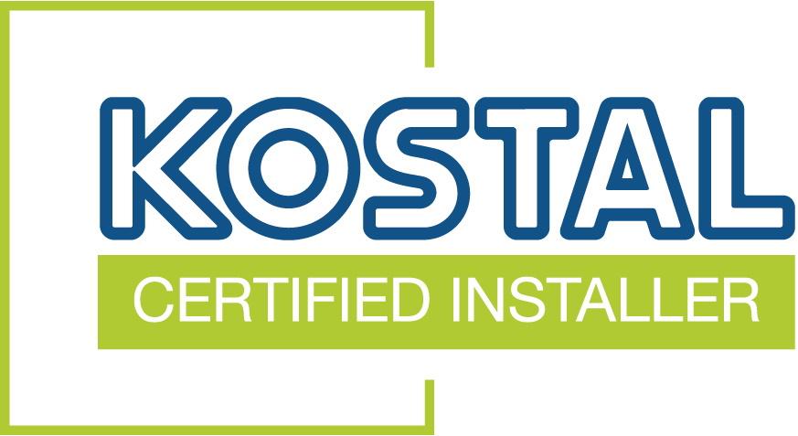 Fusión Energía Solar, instalador certificado de KOSTAL.