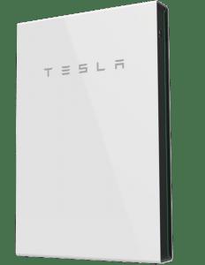 Batería de Litio Tesla