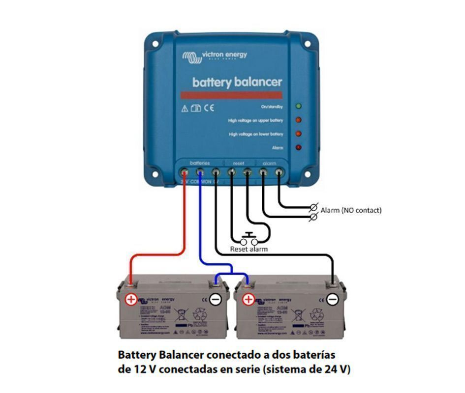 Esquema battery balancer