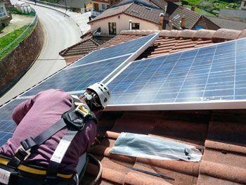 Técnicos instaladores de energías renovables