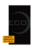 Placa solar Ecodelta 330W-24V Fullblack