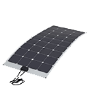Placa solar 100W flexible