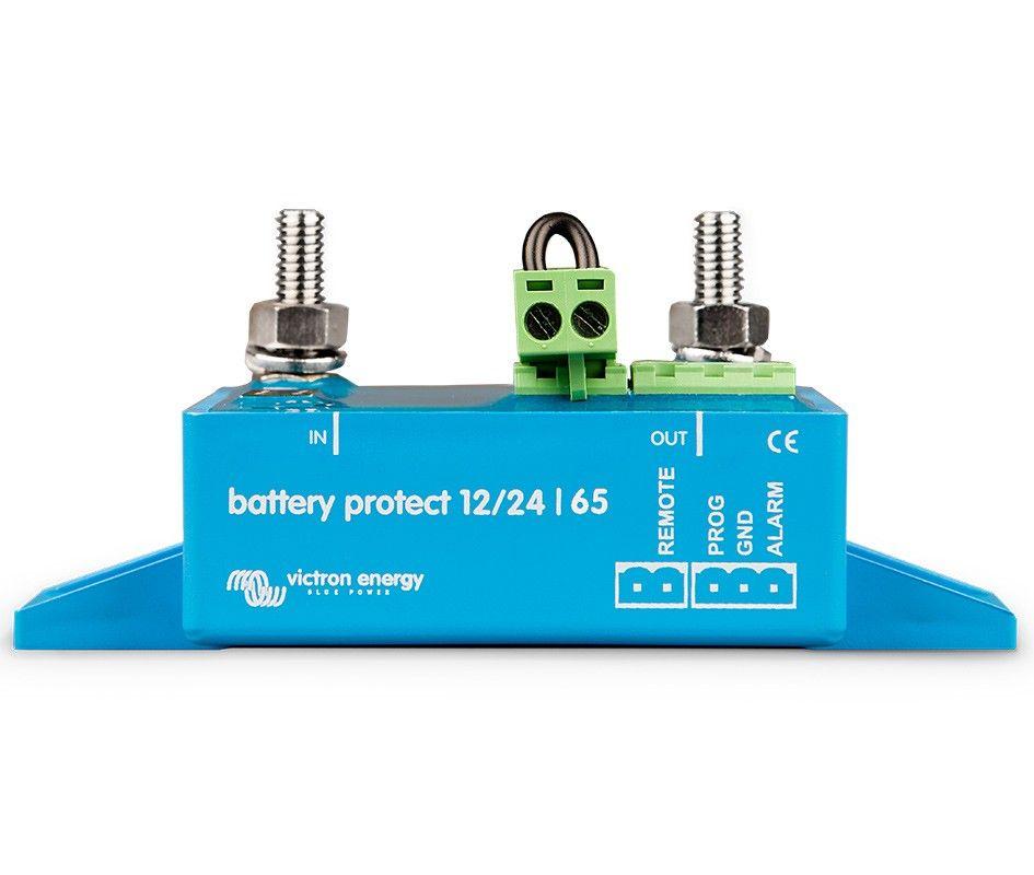 Protector de Batería Victron BatteryProtect 12/24 65A
