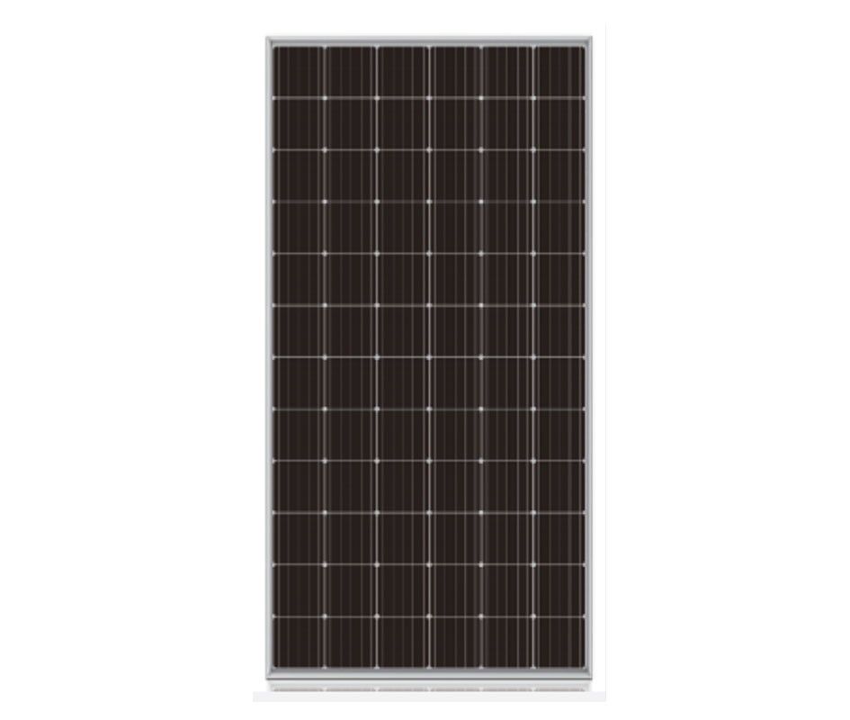 Placa solar Eleksol SUN 72M PERC monocristalina de 370W