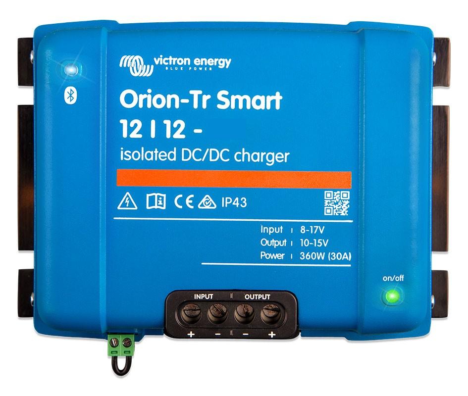 Cargador CC/CC Victron Orion-Tr Smart 12/12-18 (220W) Aislado