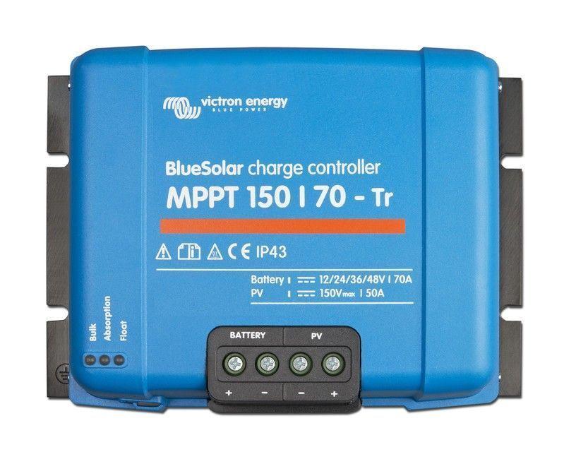 Regulador de carga VICTRON BlueSolar MPPT 150/70 - 12/24/48V - 70A
