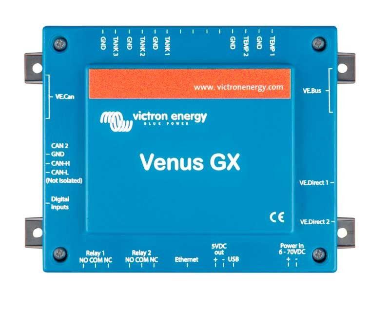 Monitorización VICTRON VENUS GX